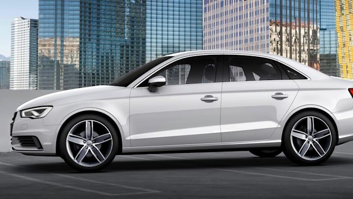 Audi A3 Sedan - 3
