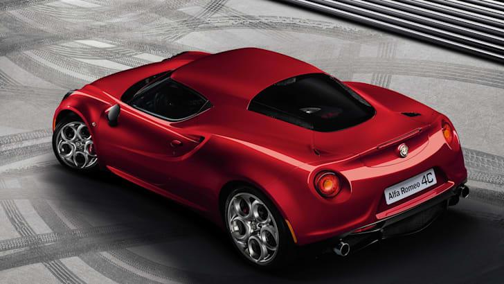 Alfa Romeo 4C - 2