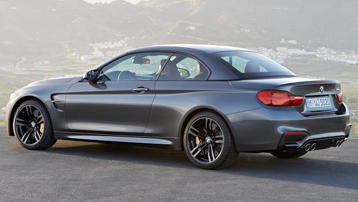 BMW M4 Convertible - 6