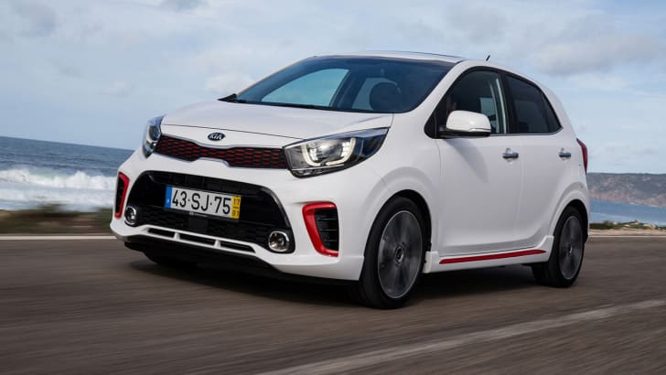 The all-new Kia Picanto city car has been revealed to European media for the first time today ahead of its public debut at the 2017 Geneva International Motor Show on March 7.