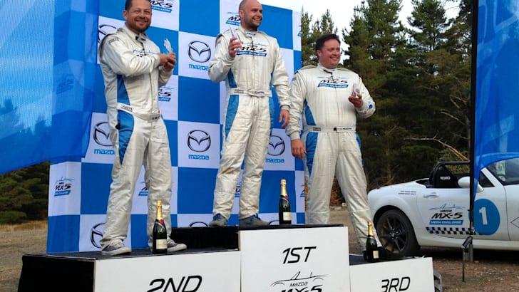 Mazda MX-5 Media Challenge - 23