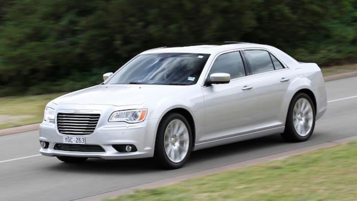 Chrysler 300 - 5