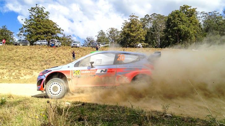 WRC Rally Australia 2014 - 25
