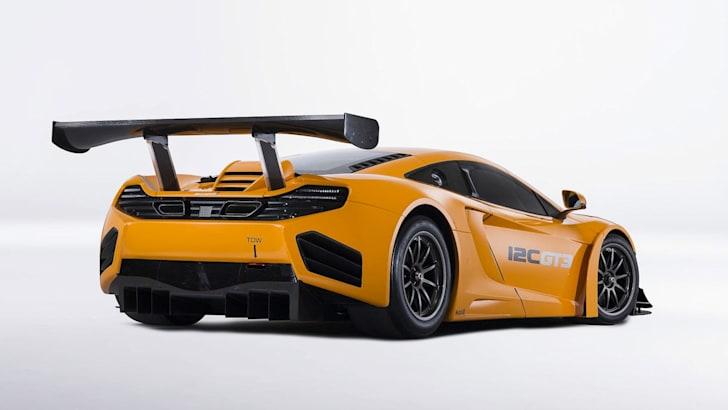 McLaren MP4-12C GT3 - 2