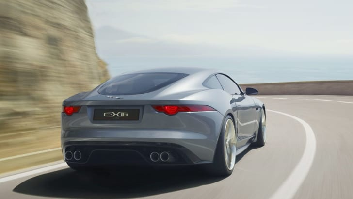 Jaguar CX-161