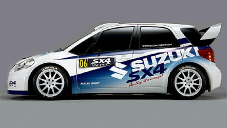Suzuki Sport WRC
