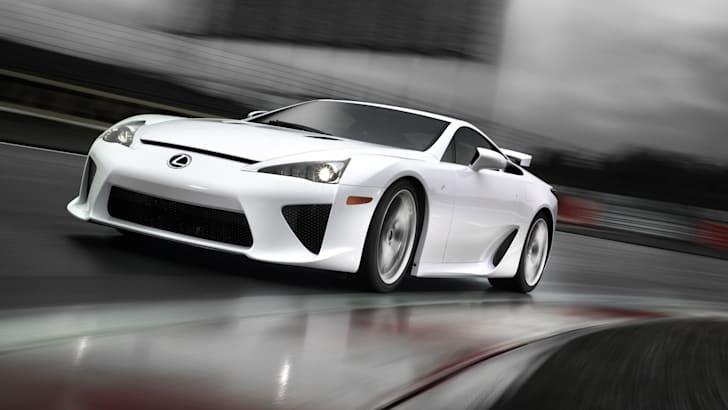 LexusLFA-Track