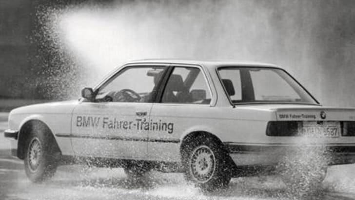 BMW pushing for better driver trainig