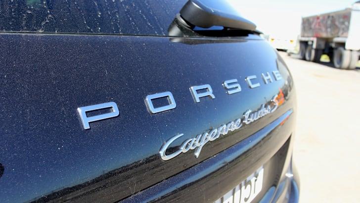 Porsche Cayenne Turbo S - 8