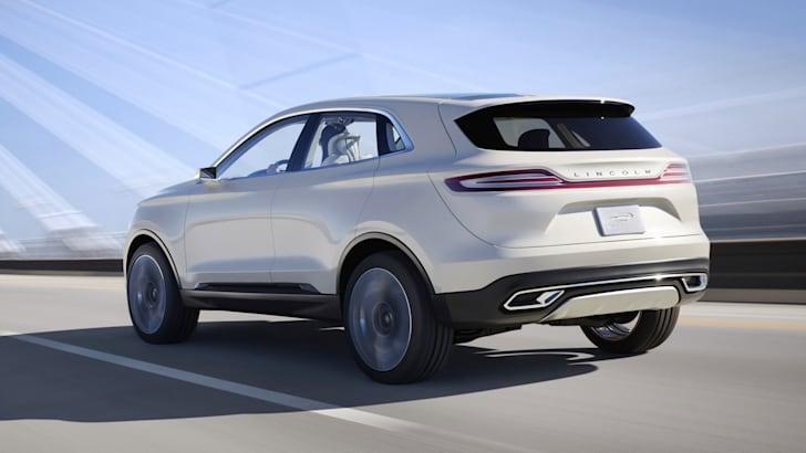 Lincoln MKC Concept - 2