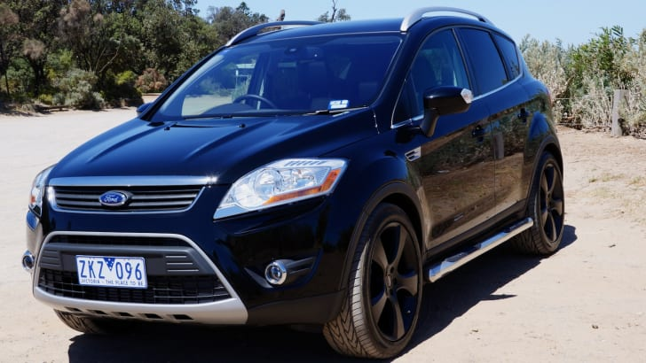 WP by Irmscher Ford Kuga - 2