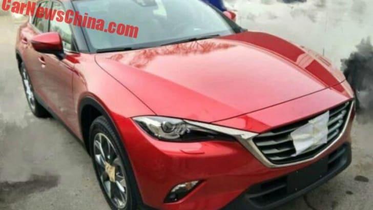 Mazda CX4 CX6 1
