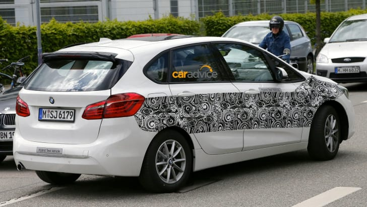 BMW 2 Series Active Tourer hybrid _6
