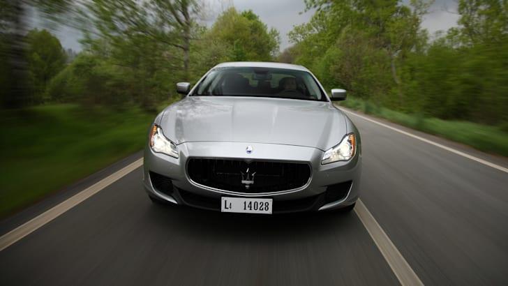 Maserati Quattroporte - 2