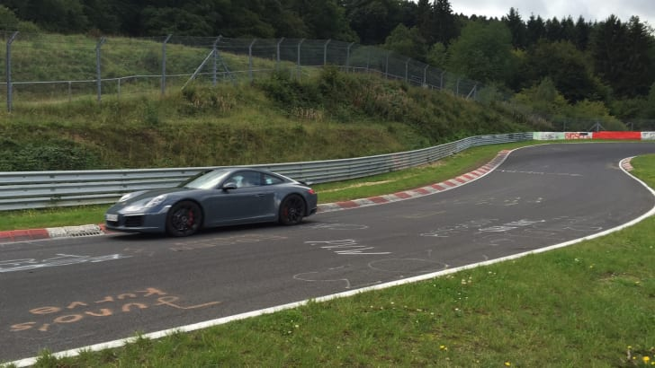 Nurburgring spy footage - 2 (1)