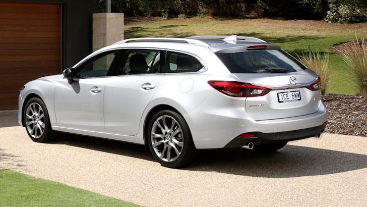 2015 Mazda 6 9