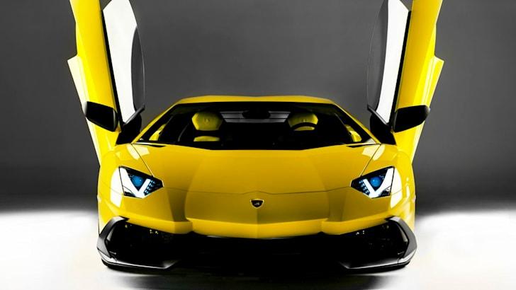 Lamborghini Aventador LP720-4 504