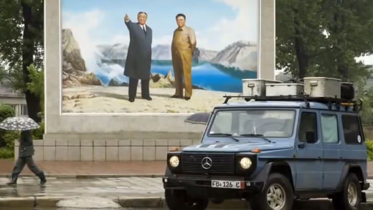 mercedes-benz-g-wagen-north-korea