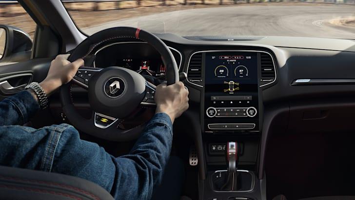 2021 Renault Megane RS цена и характеристики: Обновленный хот-хэтч предлагается только в форме трофея | CarAdvice