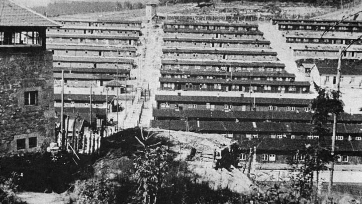 Flossenburg concentration camp