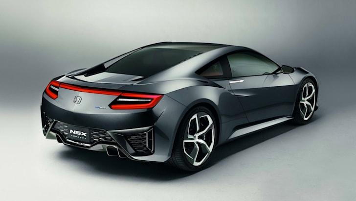 Honda NSX Concept 2