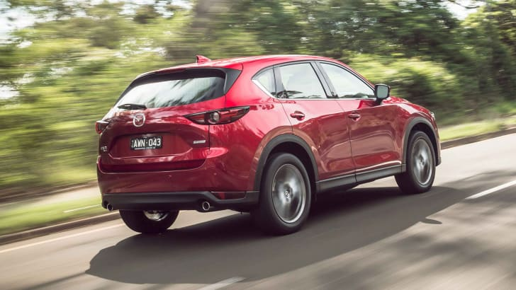 2019 Mazda CX-5 pricing and specs: Turbo petrol flagship