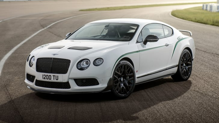 Bentley Continental GT3-R front
