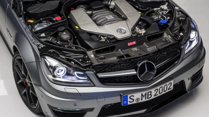 Mercedes-Benz-C63-AMG