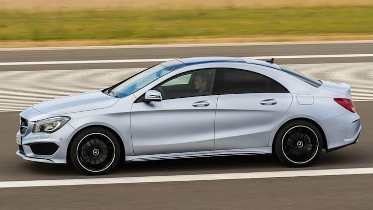 Mercedes-Benz CLA-Class - 2