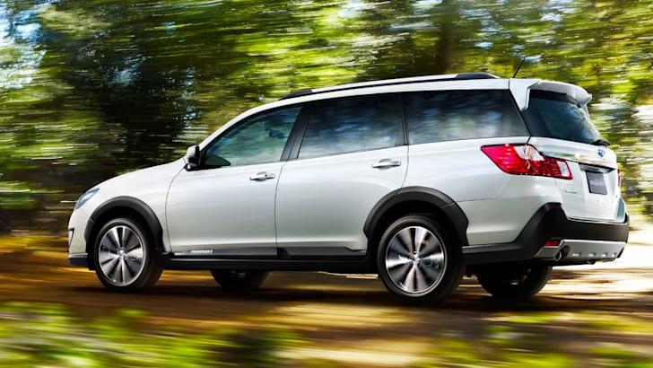 Subaru Exiga Crossover 7-5