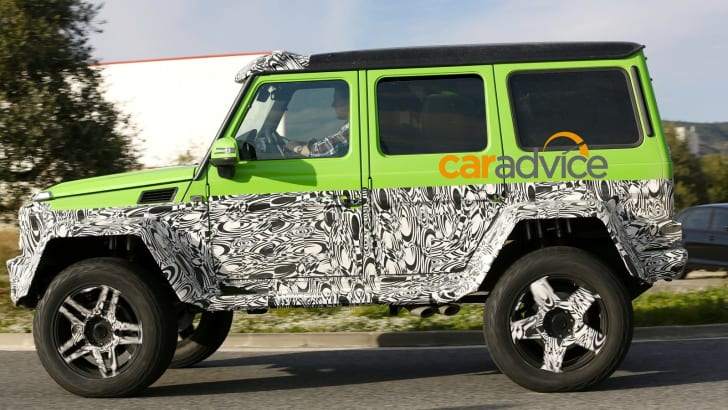 Mercedes-AMG G63 green monster_4