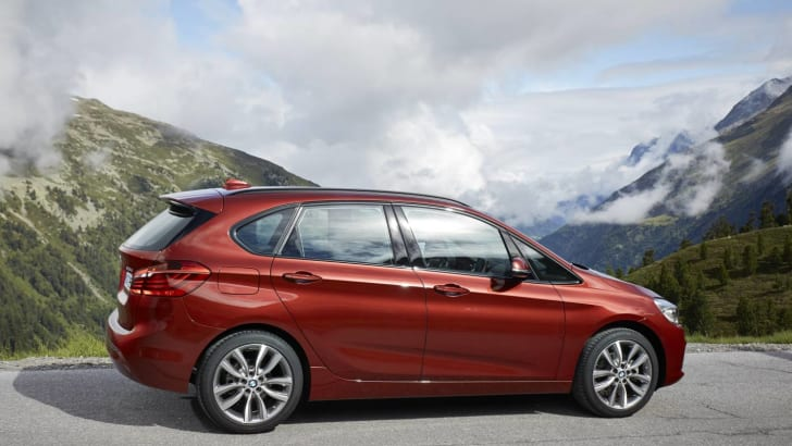 BMW 2 Series Active Tourer6