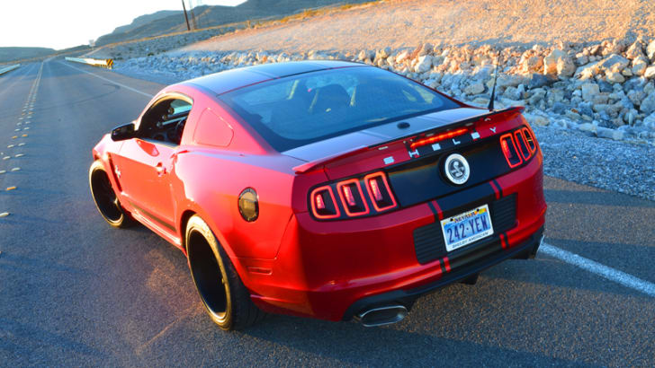 Shelby GT500 Super Snake Wide Body - 2