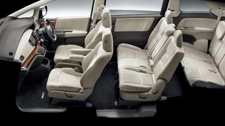 Honda Odyssey - 18