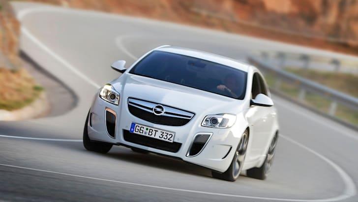 Opel Insignia OPC - 1