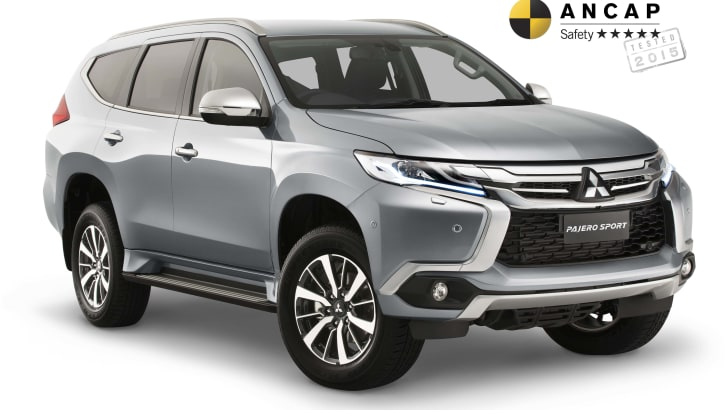 PHOTO- Mitsubishi Pajero Sport (2015 - onwards) 5 star