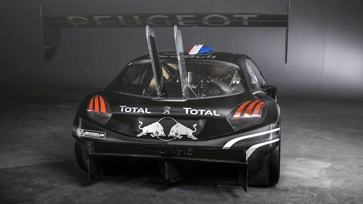 Peugeot 208 T16 Pikes Peak 02