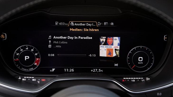 2015 Audi TT 6
