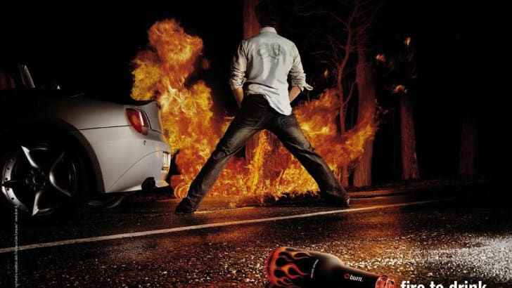 burn ad