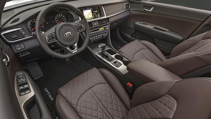 2016 Kia Optima SX-L