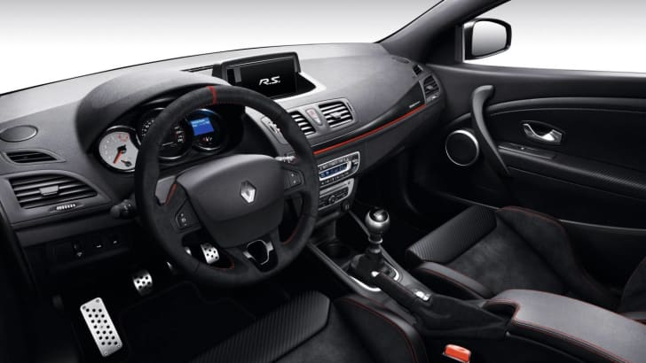 Renault Megane RS275 8