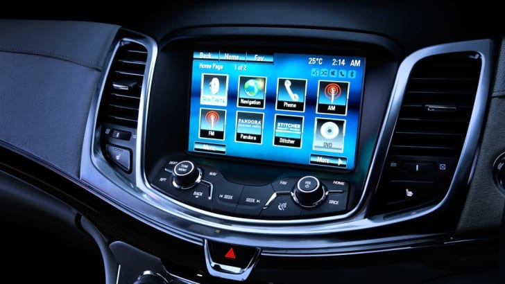 In-car Technology - 2