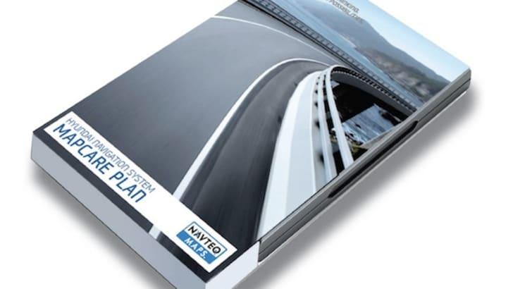 Hyundai Navteq MapCare Plan