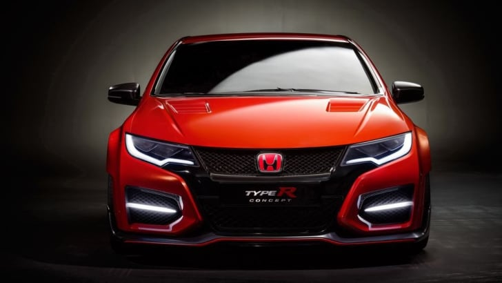 2014 Honda Civic Type R-8