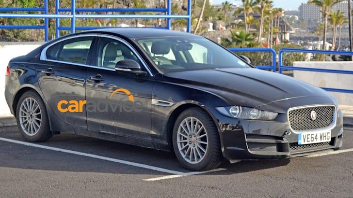 Jaguar XE-E 1