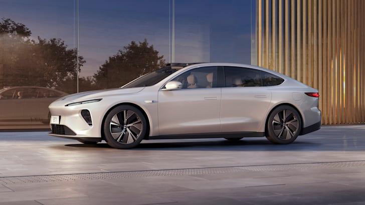 2022 Nio ET7 представлен в Китае с запасом хода 1000 км   CarAdvice