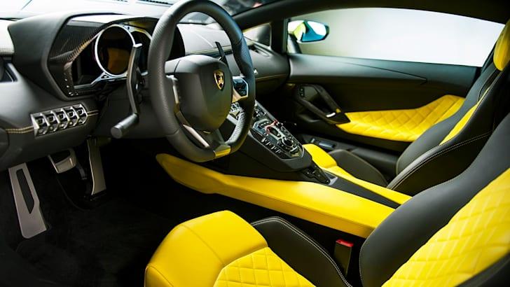 Lamborghini Aventador LP720-4 50 Anniversario Edition - 9