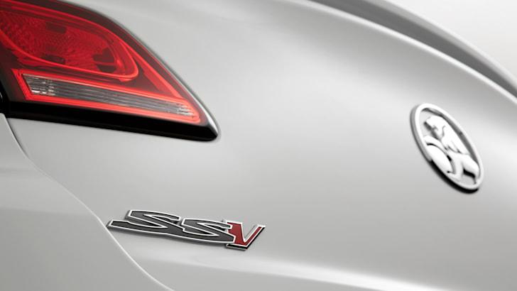 Holden VF SSV Redline