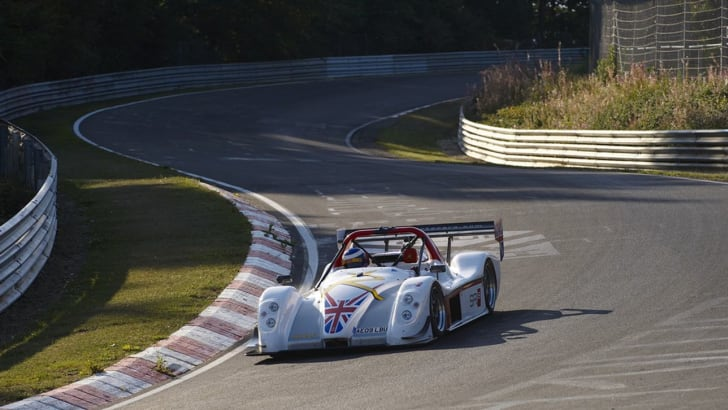 Radical record Nurburgring