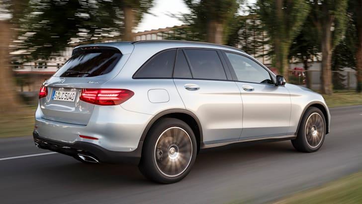 Mercedes-Benz Fahrveranstaltung GLC; Elsass 2015The new GLC Press Drive, Alsace 2015